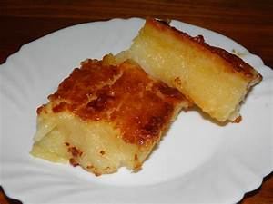 Cassava Cake :: lot's of food
