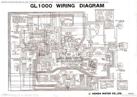 2008 honda goldwing gl1800 wiring diagram 2008 honda gold