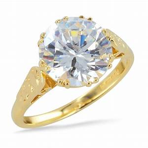 Secret solitaire ring precious stone engagement ring for Precious stone wedding rings