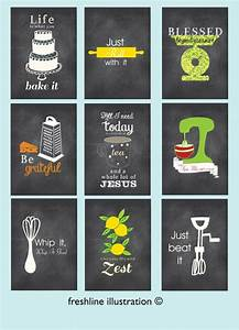 kitchen posters style and canvas poster on pinterest With kitchen colors with white cabinets with canvas wall art quotes diy