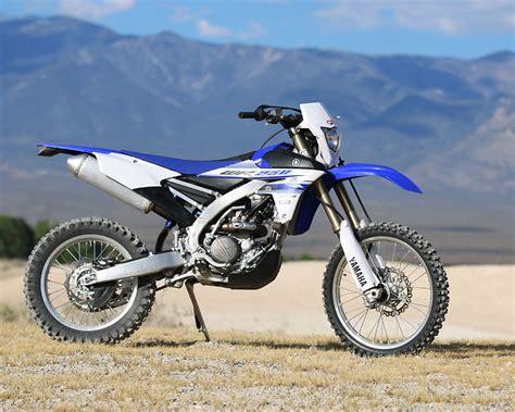 2016 Yamaha Wr250f