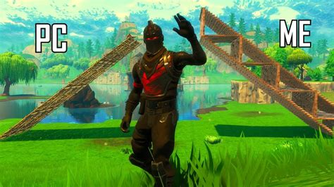 pro console player  pc players  console build
