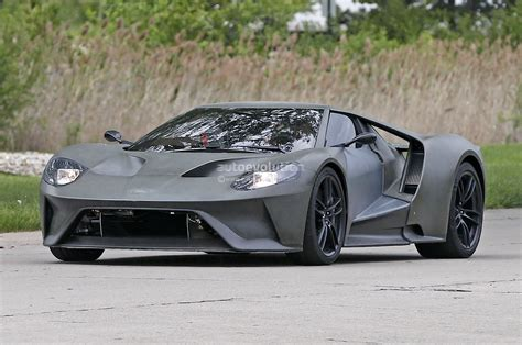 2017 Ford Gt Supercar Price