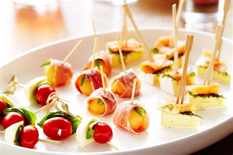 simple canapes cold canape recipes easy food tech recipes