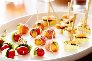 cold canape recipes easy food tech recipes With canapé