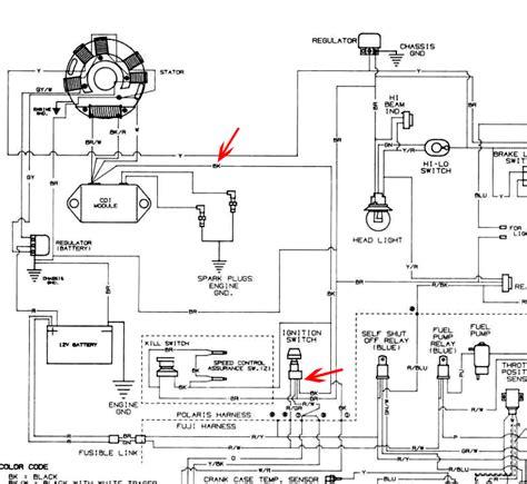 polaris sp efi     fuel pressure spec