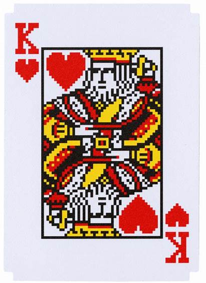 Cards Solitaire Pixel Card King Windows Areaware