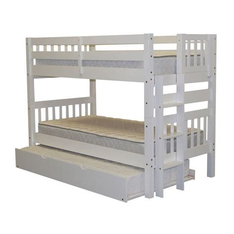 17 best ideas about bunk bed with trundle on pinterest