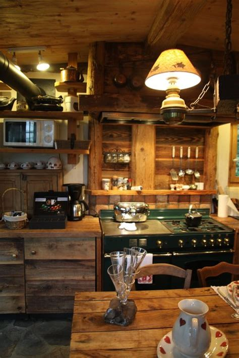 cuisine pour chalet d 233 co cuisine chalet