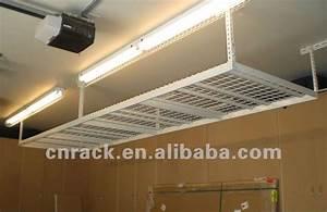 Rangement Plafond Garage : garage de rangement plafond rack cintres id de produit 669512975 ~ Melissatoandfro.com Idées de Décoration