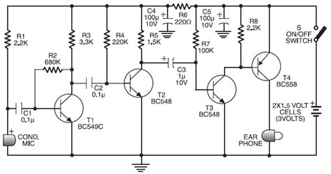 Audio Archives Page Electronic Circuit Diagram