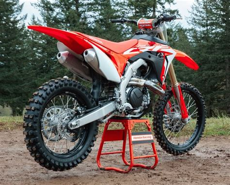 2019 Honda Crf450rx Review Of Specs  R&d + New Changes