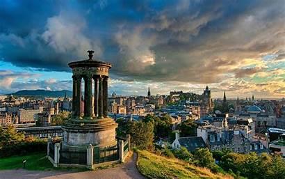 Scotland Wallpapers Edinburgh Desktop Cities Nu Background