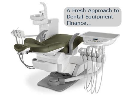 dental equipment finance leasing hire purchase for dentists
