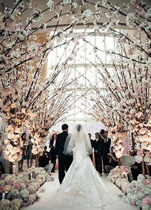 winter wedding aisle decoration ideas 18 drop dead gorgeous winter wedding ideas for 2015