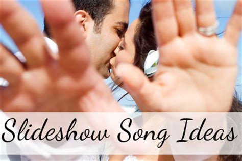 Liam · on april 23, 2017 at 10:49 am. Wedding Slideshow Songs