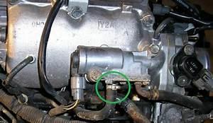 1999 Civic Ex - Idle  Buckling  Hesitation P0505