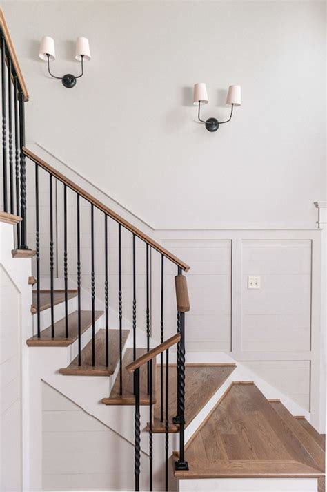 foyer tables ideas staircase sconces transitional entrance foyer