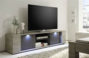 Meuble Tele Haut : acheter un meuble t l comment bien le choisir c t maison ~ Teatrodelosmanantiales.com Idées de Décoration