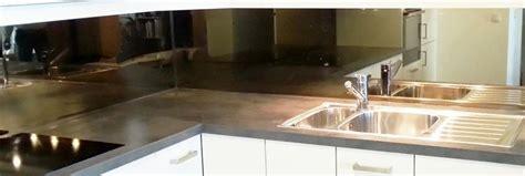 cr ence miroir pour cuisine crédence miroir pour cuisine table de cuisine