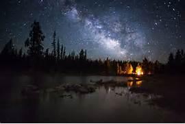 The Starry Starry Nigh...Camping Night Stars