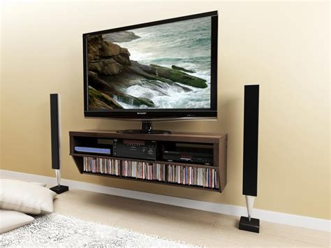 awesome tv stands furniture awesome floating tv stand for home furniture
