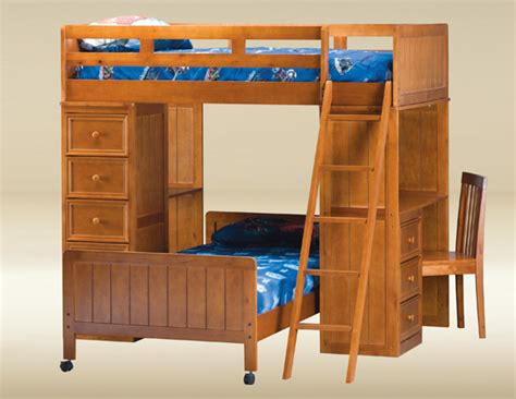 wood bunk bed with desk wood loft beds with desks underneath wooden global