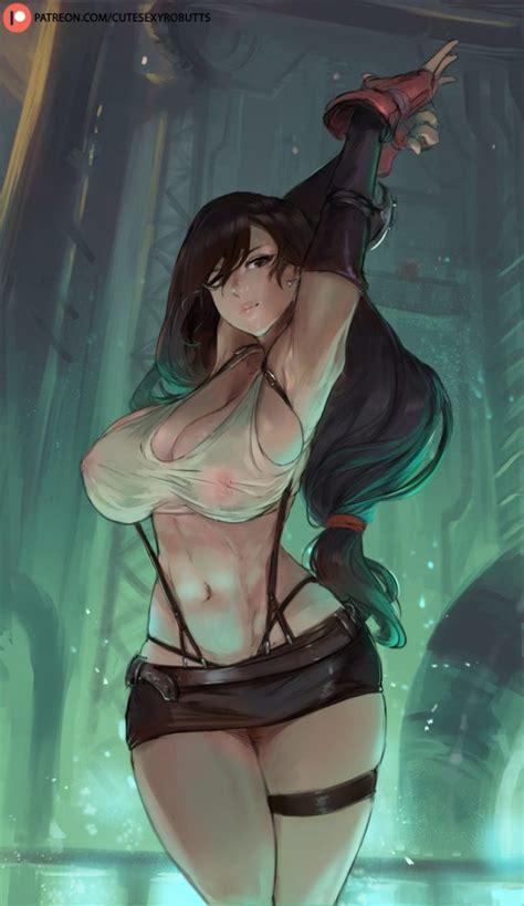 Hentai Sentai Tifa Lockheart Hentai Final Fantasy Nude Naked