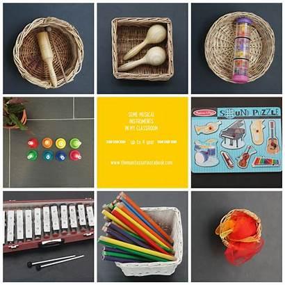 Montessori Instruments Musical Play Notebook