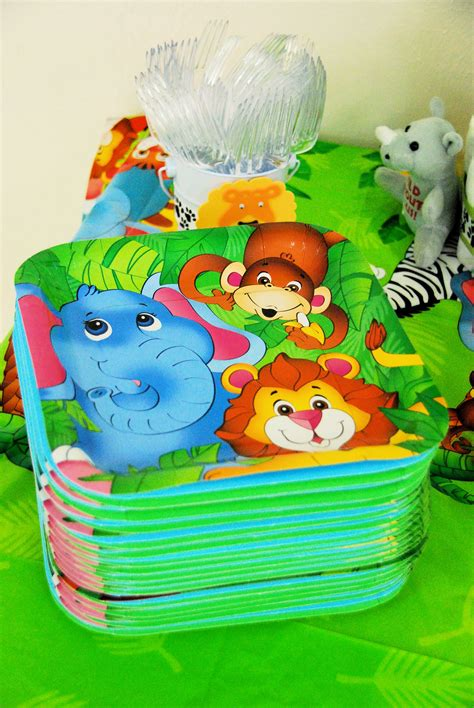 Jungle Theme Baby Shower  Let The Awesomeness Begin…
