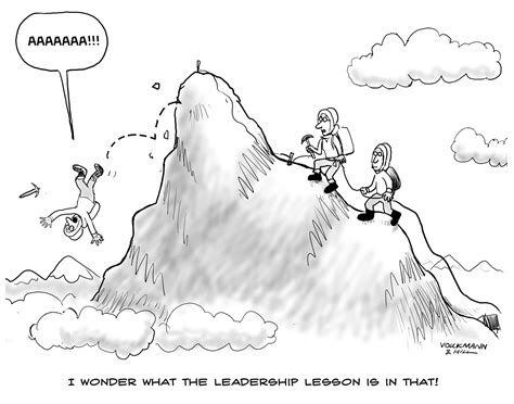 leadership cartoon integral leadership review