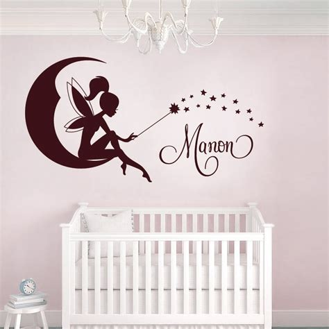 stickers muraux chambre bebe stickers chambre fille personnalise paihhi com
