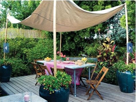 Diy Backyard Canopy by Diy Backyard Canopy Canvas Canopy Diy Canvas And Canopy