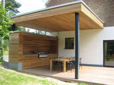 abris cuisine cing terrasse couverte à vieux genappe terrasse couverte