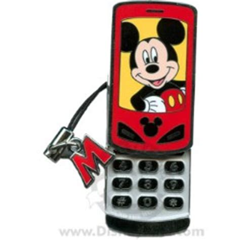 mickey mouse cell phone your wdw store disney mickey mouse pin cell phone