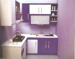 Dapur Minimlis Mungil Cantik Dapur