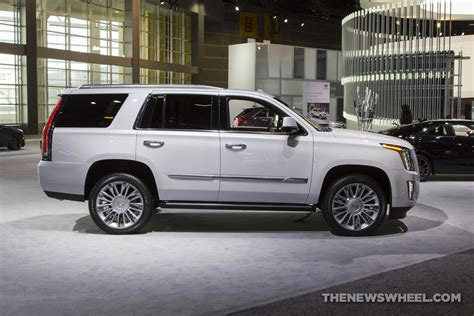 news world report proclaims  cadillac escalade
