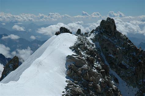 mont blanc du tacul sommet e ctoc org