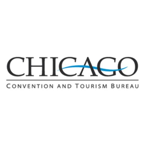 chicago convention tourism bureau logo vector logo of chicago convention tourism bureau