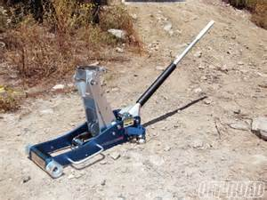 mobile lifting devices portable jacks off road magazine