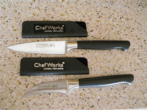 Kitchen Knives From Chef's Emporium Review  Fabgrandma