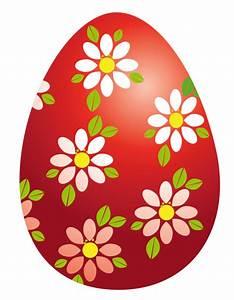 Oeuf De Paque : oeufs de paques d co scrapbooking fleurs png ~ Melissatoandfro.com Idées de Décoration