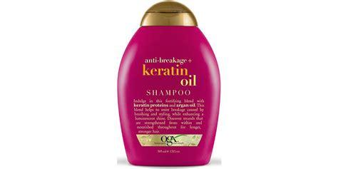 Ogx® Keratin Oil Shampoo Reviews 2019