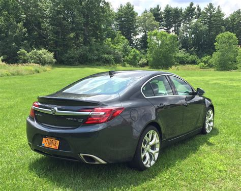 Buick Regal 2015 Price by Review The 2015 Buick Regal Gs Is A Beautiful Package
