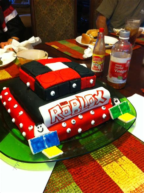 images roblox cake decorations  games resource
