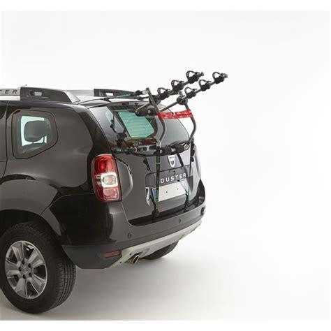 produit nettoyage siege auto porte vélos sur hayon à sangles feu vert s3v pour 3 vélos