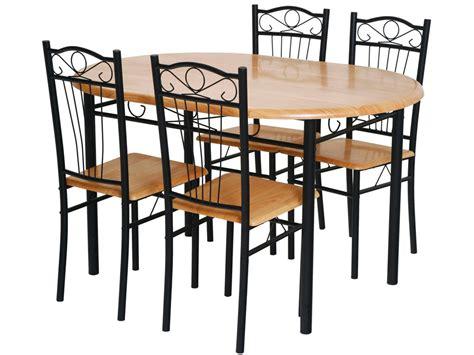 table cuisine et chaises tables et chaises de cuisine mobilier sur enperdresonlapin