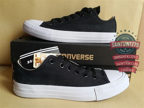 Jual Sepatu Converse Chuck Taylor Ii Grade Original Pabrik Limited Edition  Sepatu Firetrap Original Olahraga Wanita f2d07a4757
