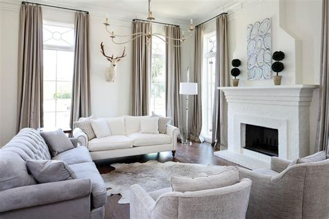 30 awesome living room curtain inspirations