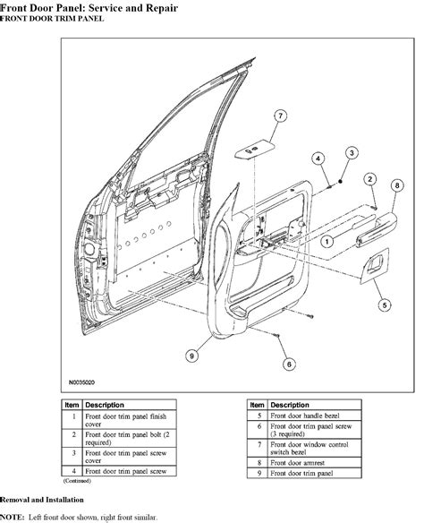 hayes car manuals 1990 ford mustang parental controls how to remove door panel 2003 ford expedition how to remove install rear door panel 2004 08
